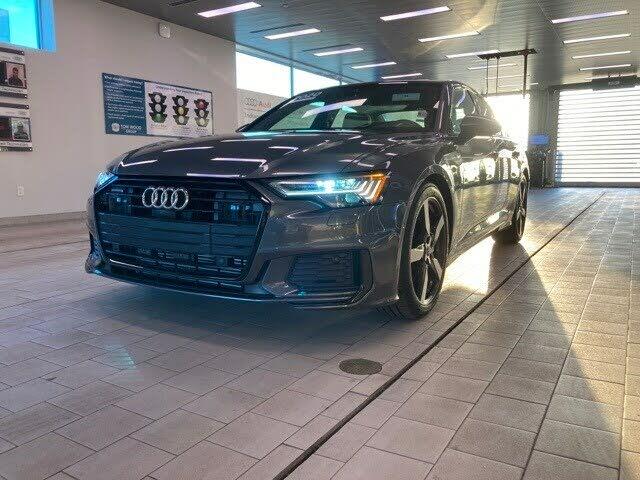 2020 Audi A6 3.0T quattro Prestige Sedan AWD
