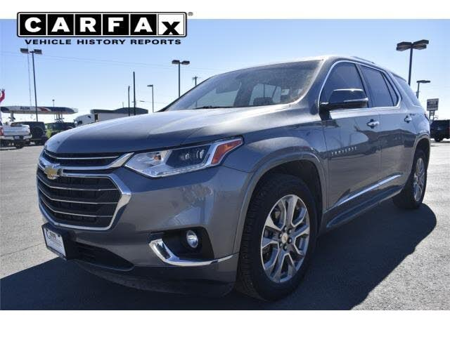 Used Chevrolet Traverse For Sale In Midland Tx Cargurus