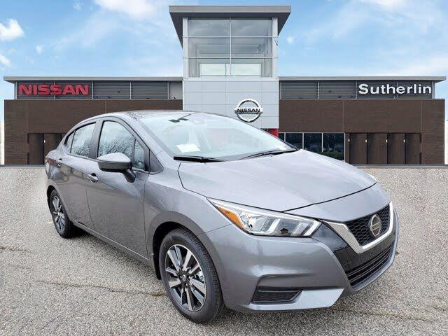 2021 Nissan Versa SV FWD