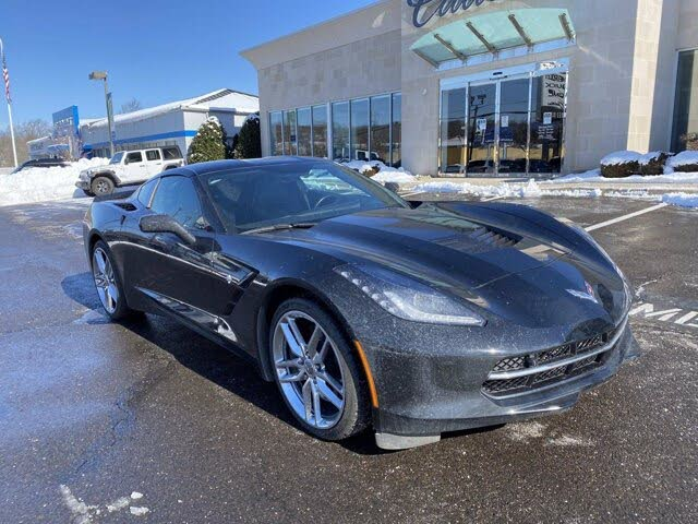 2016 Chevrolet Corvette Stingray Z51 3LT Coupe RWD
