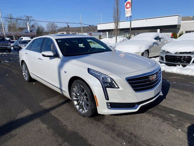 2017 Cadillac CT6 3.6L Luxury AWD