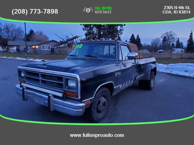 1990 Dodge RAM 350