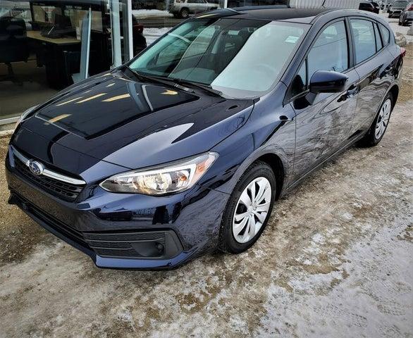 2020 Subaru Impreza 2.0i Convenience Hatchback AWD with EyeSight Package