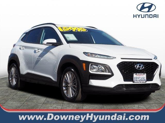 2018 Hyundai Kona SEL FWD