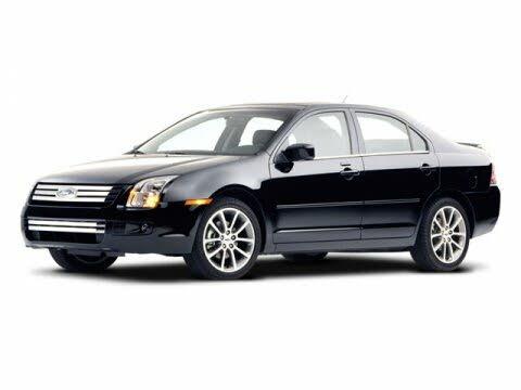 2008 Ford Fusion SEL V6