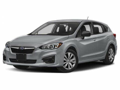 2019 Subaru Impreza 2.0i Hatchback AWD