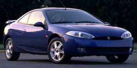 2001 Mercury Cougar V6 Hatchback FWD