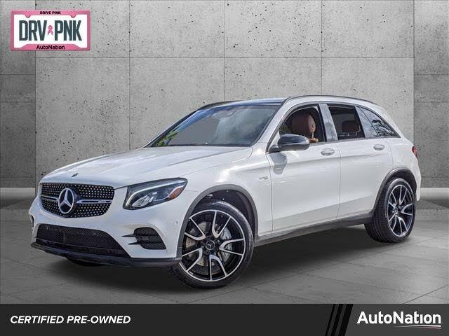 2018 Mercedes-Benz GLC-Class GLC AMG 43 4MATIC AWD