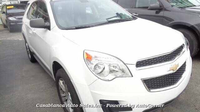 2011 Chevrolet Equinox LS FWD