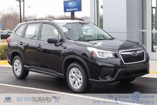 2021 Subaru Forester Crossover AWD