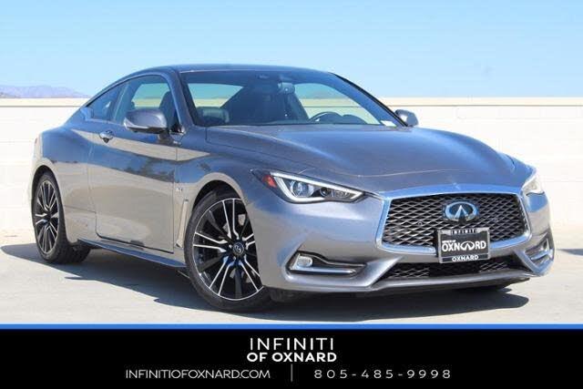 2018 INFINITI Q60 3.0t Sport Coupe RWD
