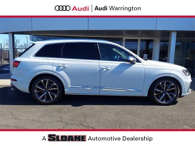 2021 Audi SQ7 4.0T quattro Premium Plus AWD