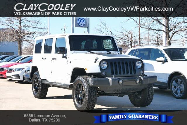 2014 Jeep Wrangler Unlimited Altitude Edition 4WD