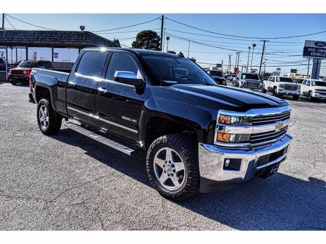 Used Chevrolet Silverado 2500 For Sale In Midland Tx Cargurus