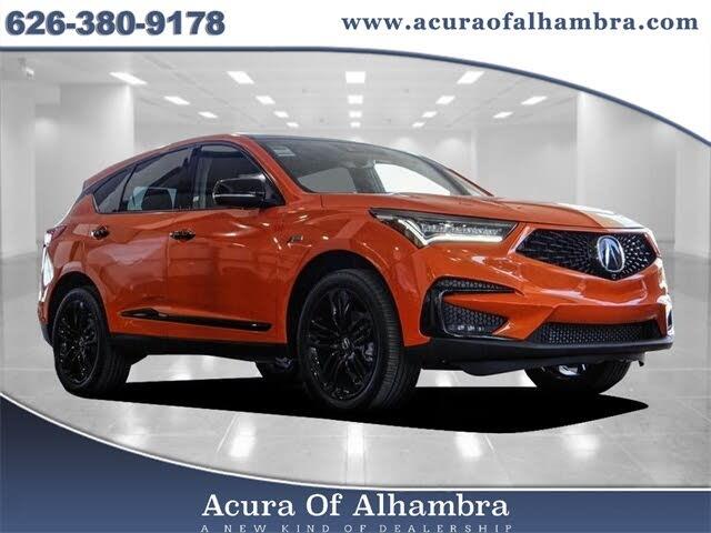 2021 Acura RDX SH-AWD PMC Edition
