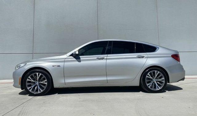 2013 BMW 5 Series Gran Turismo 550i RWD