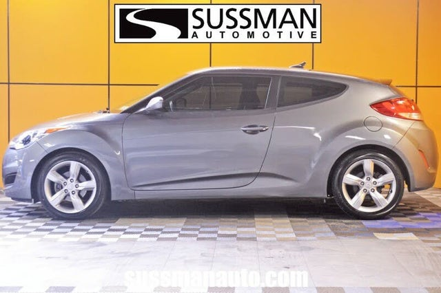 2014 Hyundai Veloster Re:Flex FWD