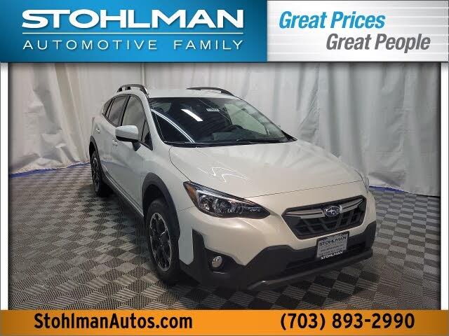 2021 Subaru Crosstrek Premium AWD