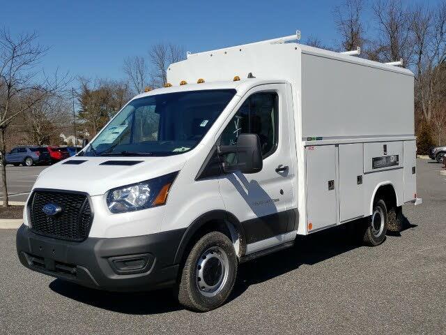 2021 Ford Transit Crew