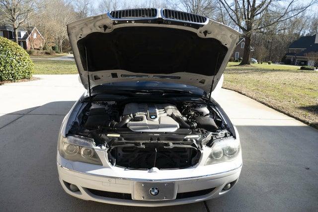2006 BMW 7 Series 760Li RWD