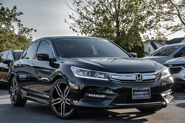 2017 Honda Accord Sport FWD