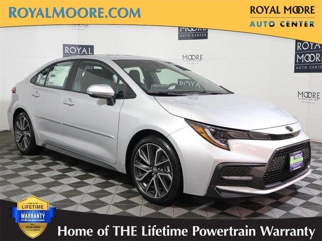 2021 Toyota Corolla XSE FWD
