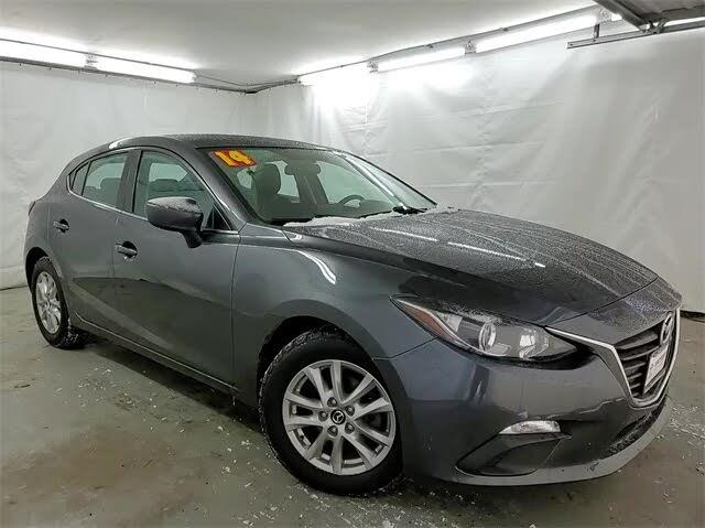 2014 Mazda MAZDA3 i Touring Hatchback