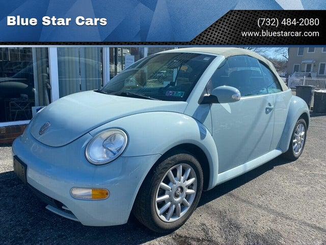 2005 Volkswagen Beetle Dark Flint Edition Convertible