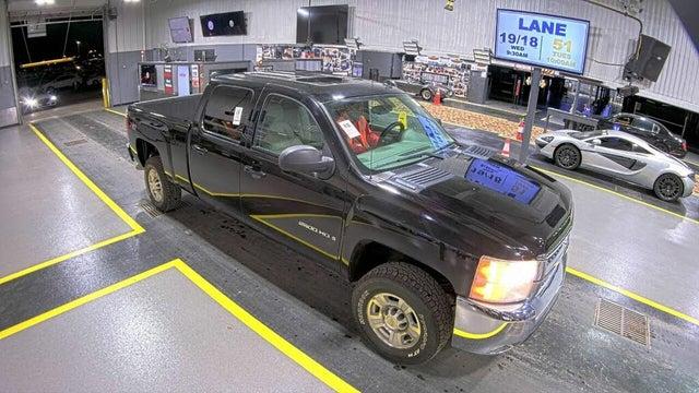 2008 Chevrolet Silverado 2500HD LTZ Crew Cab 4WD