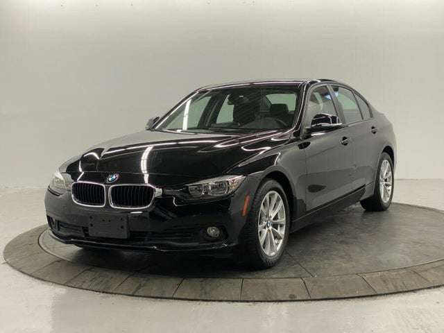 2017 BMW 3 Series 320i xDrive Sedan AWD
