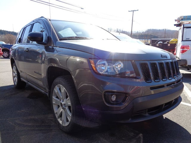 2015 Jeep Compass Altitude Edition 4WD