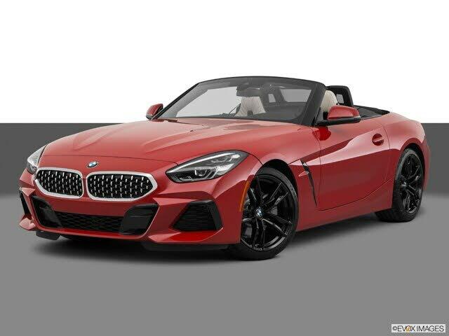 2021 BMW Z4 sDrive30i RWD