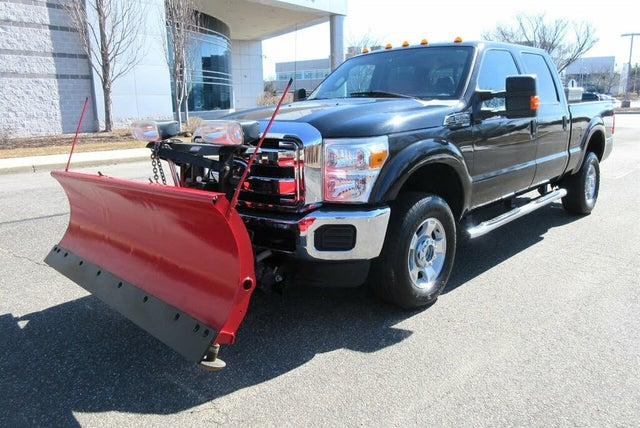 2011 Ford F-350 Super Duty XLT Crew Cab 4WD