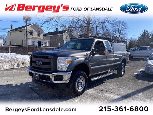 2012 Ford F-250 Super Duty XL SuperCab LB 4WD