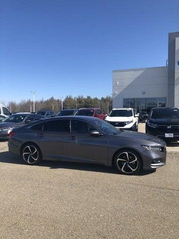 2020 Honda Accord 1.5T Sport FWD