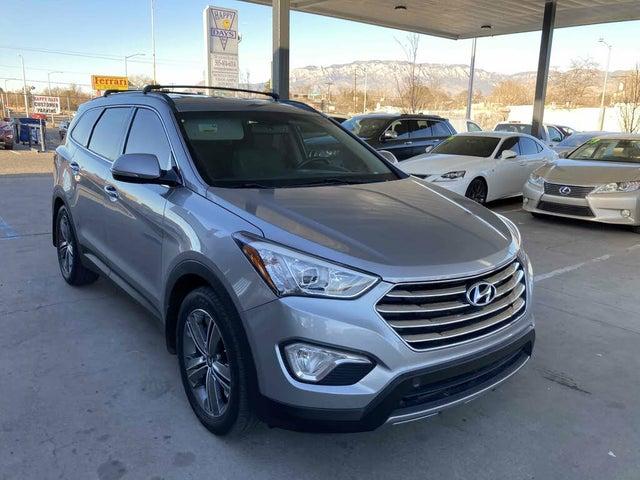 2015 Hyundai Santa Fe Limited AWD