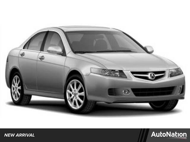 2006 Acura TSX Sedan FWD