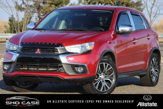 2017 Mitsubishi Outlander Sport ES AWD