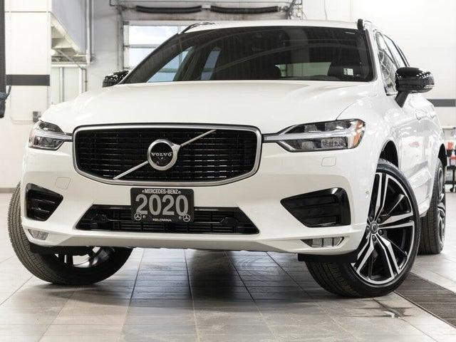 2020 Volvo XC60 T6 R-Design AWD