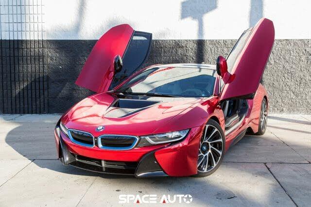 2015 BMW i8 Coupe AWD