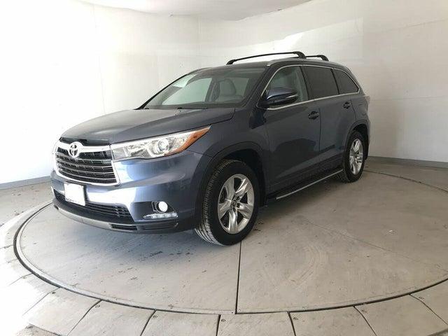 2016 Toyota Highlander Limited