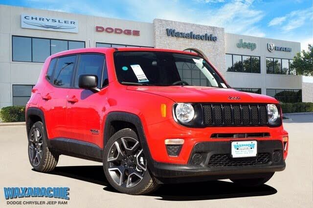 2021 Jeep Renegade Jeepster FWD