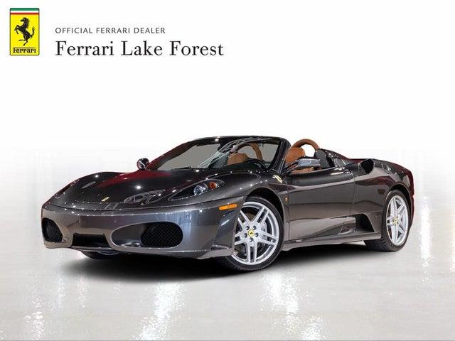 Used 2008 Ferrari F430 Spider For Sale Right Now Cargurus