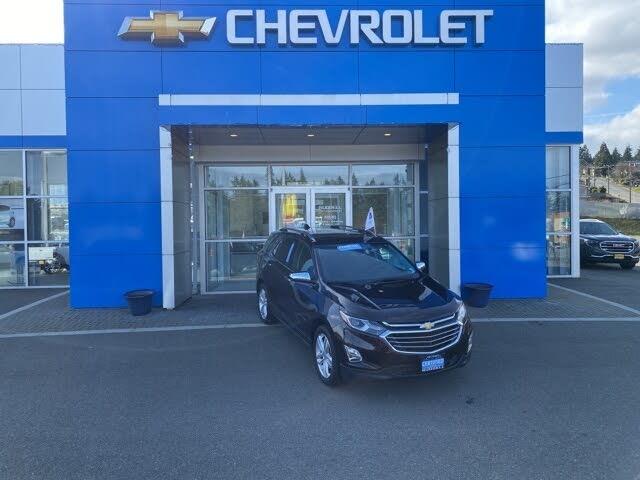 2020 Chevrolet Equinox 2.0T Premier AWD