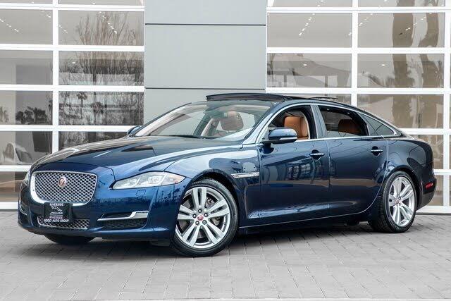 2017 Jaguar XJ-Series XJL Portfolio RWD