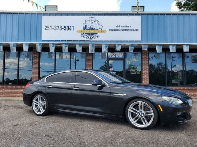 2013 BMW 6 Series 650i Gran Coupe RWD
