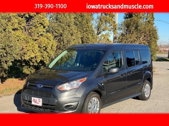 2016 Ford Transit Connect Wagon XLT LWB FWD with Rear Cargo Doors