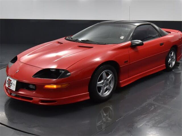 1997 Chevrolet Camaro RS Coupe RWD