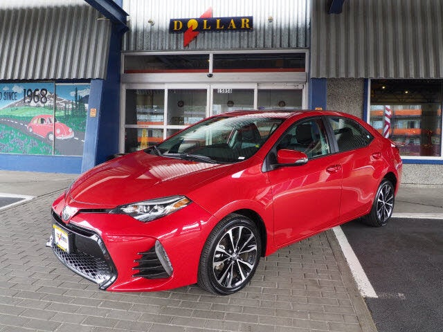 2019 Toyota Corolla XSE