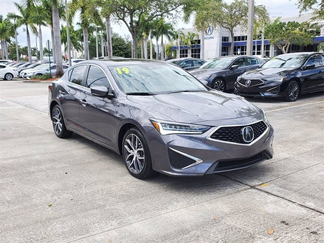 2019 Acura ILX FWD with Technology Package